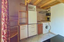 Location appartement - BOURG ST MAURICE (73700) - 17.2 m² - 2 pièces