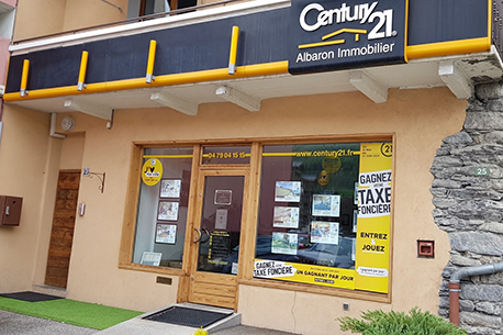 Agence immobilière CENTURY 21 Albaron Immobilier, 73700 BOURG ST MAURICE